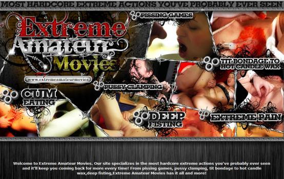 ExtremeAmateurMovies (SiteRip)