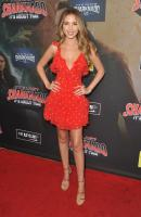 """Ryan Newman - """"The Last Sharknado: It's About Time"""" Premiere  8/19/18"""