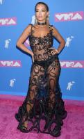 Rita Ora wears SHEER DRESS in MTV Video Music Awards 2018 79280861_rita-ora-see-through-thefappeningblog-com-4