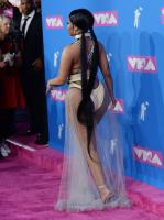 Nicki Minaj wears C through dress @ the 2018 MTV VMA 79284577_nicki-minaj-sexy-thefappeningblog-com-6