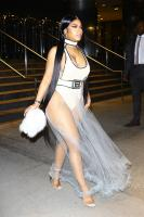Nicki Minaj wears C through dress @ the 2018 MTV VMA 79284589_79258495_nicky-071