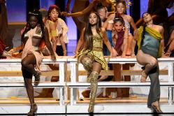 Ariana Grande - 2018 MTV VMA's - Performance Pics - 08-20-2018