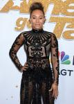Melanie Brown 'c-thru' - America's Got Talent Live Show at The Dolby Theatre in Hollywood August 21-2018 79429684_mel-b-025