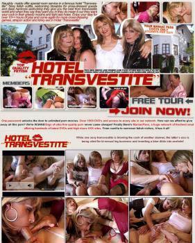 HotelTransvestite (SiteRip) Image Cover