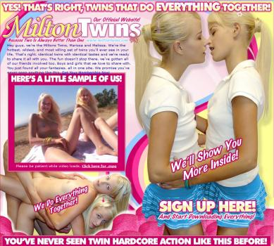 MiltonTwins (SiteRip) Image Cover