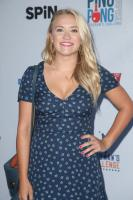 Emily Osment - 6th Annual Ping Pong 4 Purpose, honoring the Just Keep Livin Foundation in LA 08/23/2018