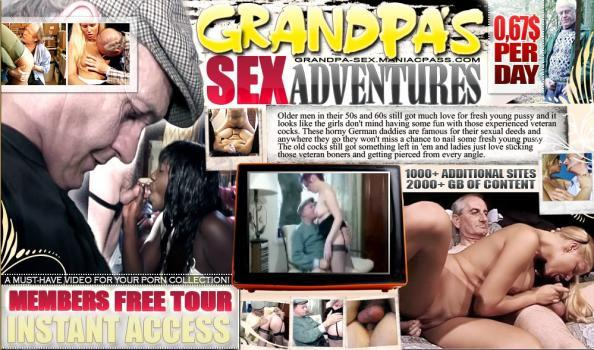 GrandpasSex (SiteRip) Image Cover