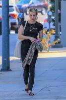 Emma Roberts heads to West Hollywood 08/25/2018