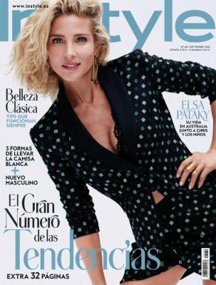 Elsa Pataky - Instyle Spain September 2018