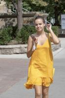 Bailee Madison - Out in Toronto 8/26/18