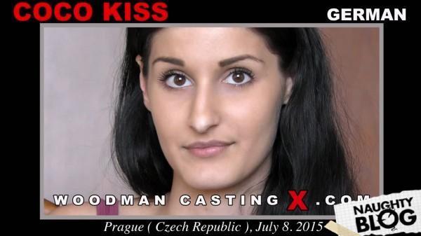 Woodman Casting X - Coco Kiss