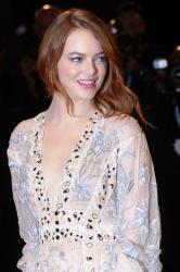 Emma Stone - The Favourite Premiere at 75th Venice Film Festival - Aug 30
