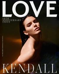 Kendall Jenner - Love Magazine Photoshoot (Autumn/Winter 2018)
