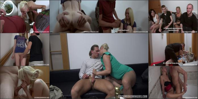 Czech Mega Swingers 20 Part 3