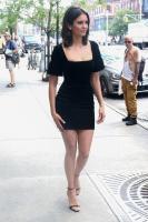 Nina Dobrev - Outside her Hotel in NYC 8/8/18