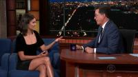 Nina Dobrev @ The Late Show with Stephen Colbert | August 8 2018