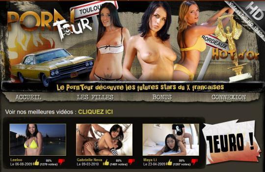 PornTour.fr (SiteRip) Image Cover