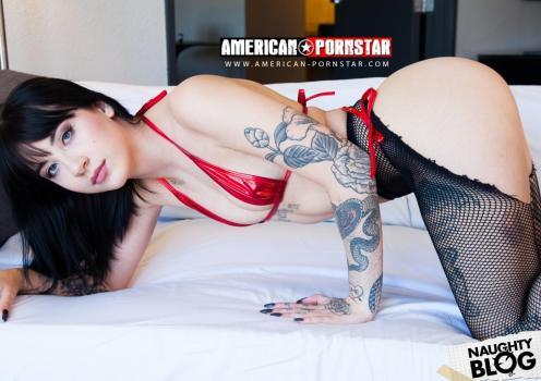 American Pornstar - Charlotte Sartre